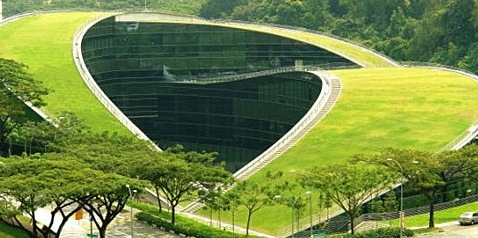 Green Architecture on Green Architecture Is Slowly Becoming The Norm