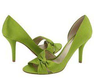 green shoes 1