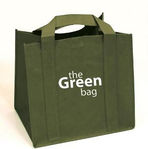 Be Eco Friendly By Using Green Bags