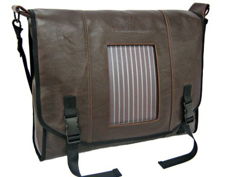 power pack solar bag
