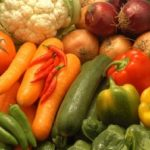 Living Green With Organic Vegetables