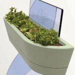 Solar Planter – A Wonder Using Water From The Air To Grow Plants