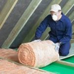 glass-fiber insulation