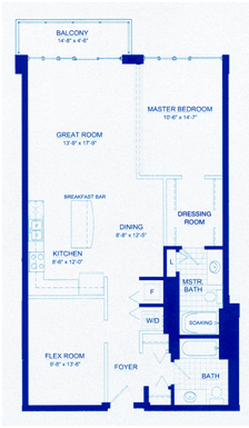 green room plan