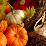 Thanksgiving and Greening Your Holliday