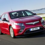 Green Cars of 2012 - Vauxhall Ampera