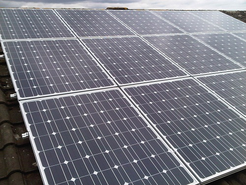 evoenergy solar panel