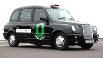 fuel cell green taxi