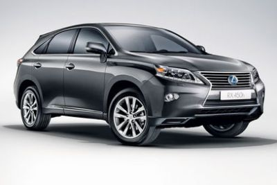 Hybrid Baby Lexus