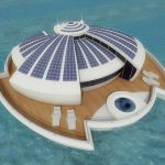 Solar Floating Resort and a Green Vacation Concept to Die For