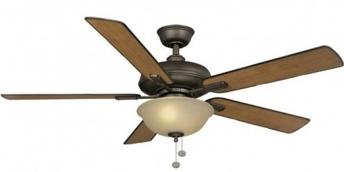 Ceiling Fans and Energy Star AC