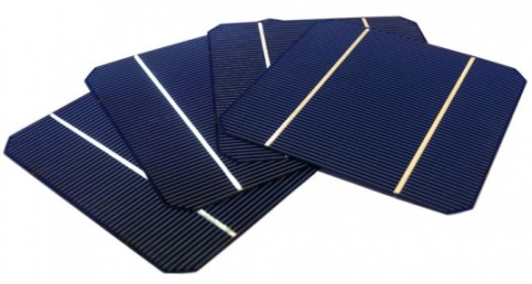 Sticker Solar Cells
