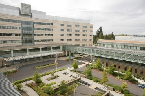 Legacy Health System Salmon Creek Hospital