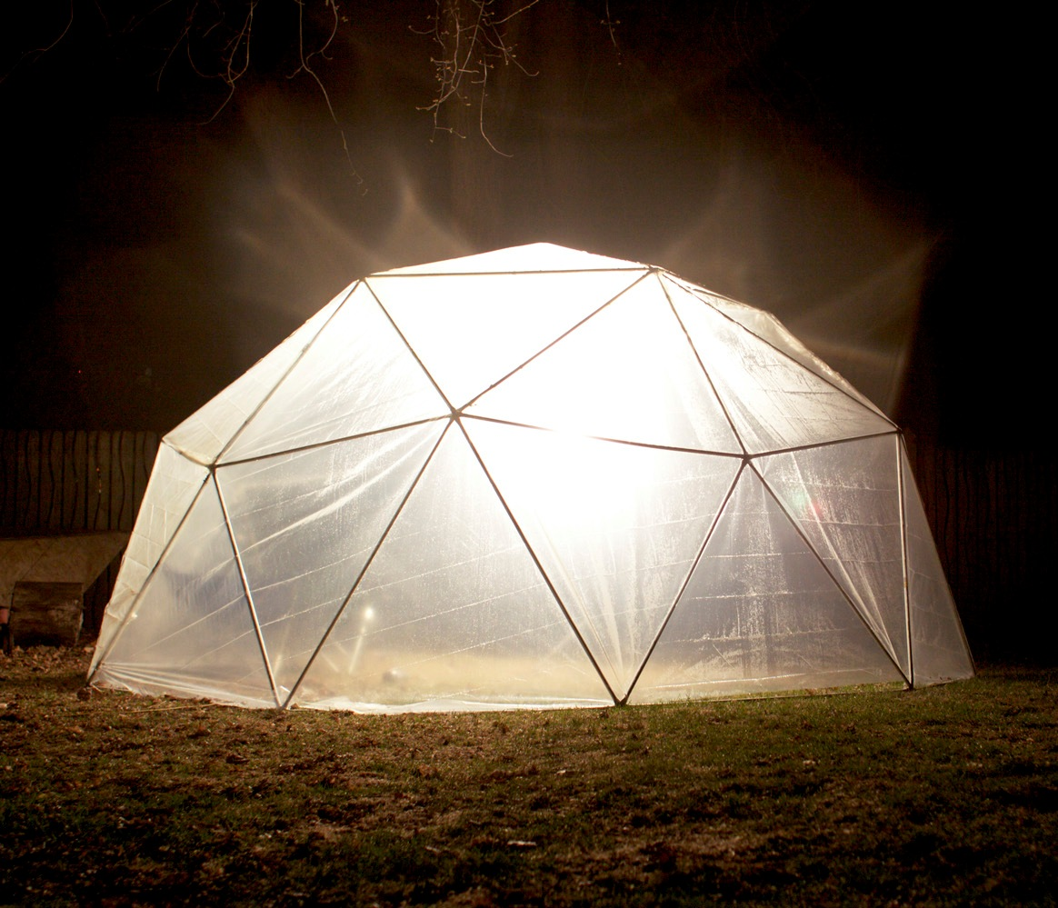 Geodesic Domes and their Benefits - The New Ecologist
