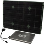 16.8-Watt Voltaic Solar Charger Kit