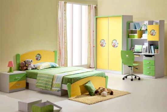 ways to make a green dorm room