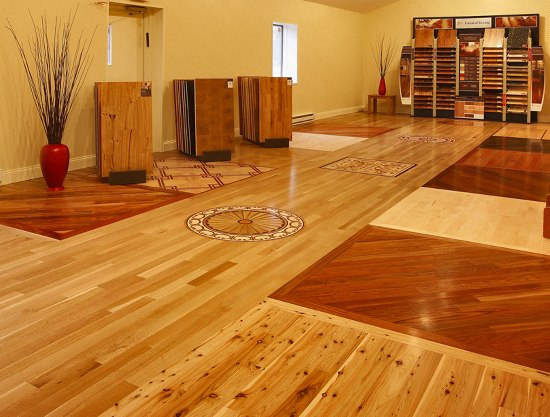 eco friendly flooring options 1. Bamboo