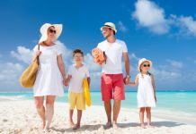 best tips for an eco-friendly family holiday