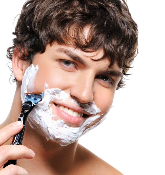 green alternatives to shaving cream