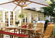 eco- friendly garden furniture