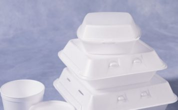 help the environment by recycling styrofoam