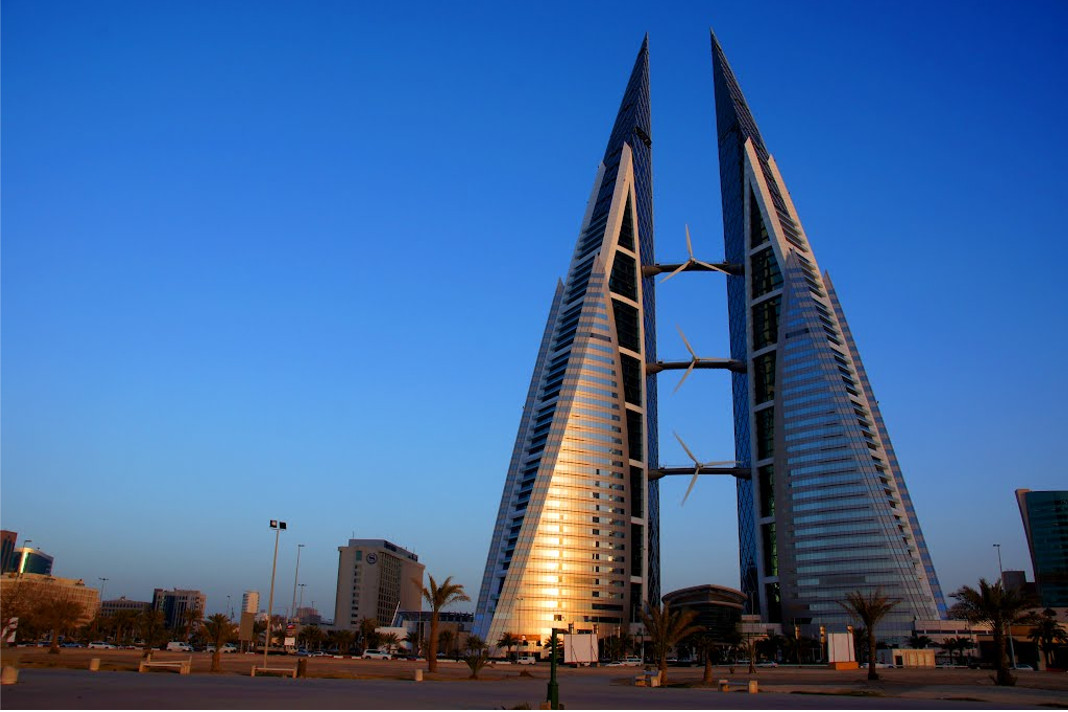 Seven most eco-friendly buildings in the world