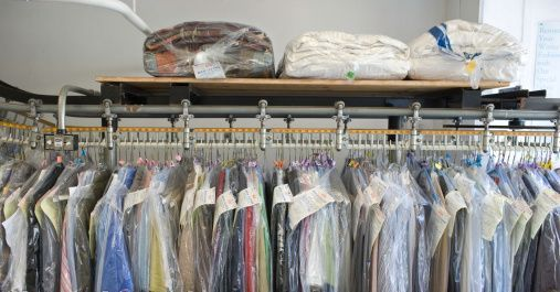 organic drycleaning