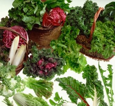 low starch vegetables