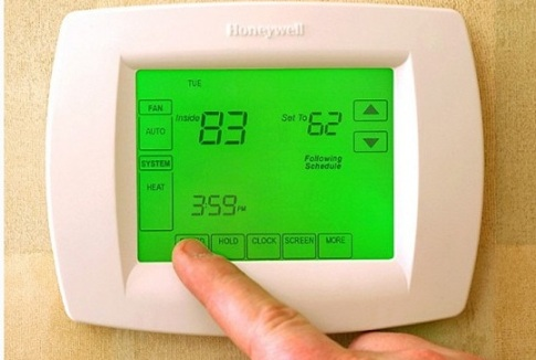 Handy infrared thermometer