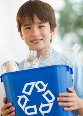 Young People Helping Environment