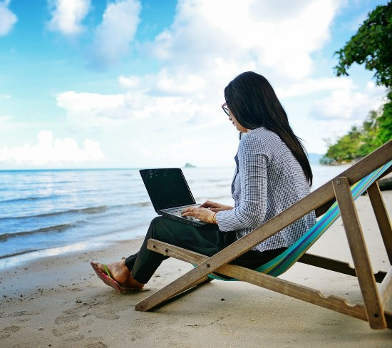 travel green while traveling for business