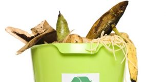 recycling of food waste
