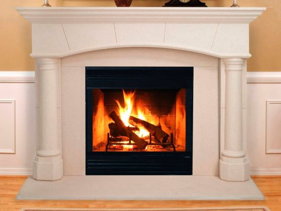 tips to make your fireplace eco friendly