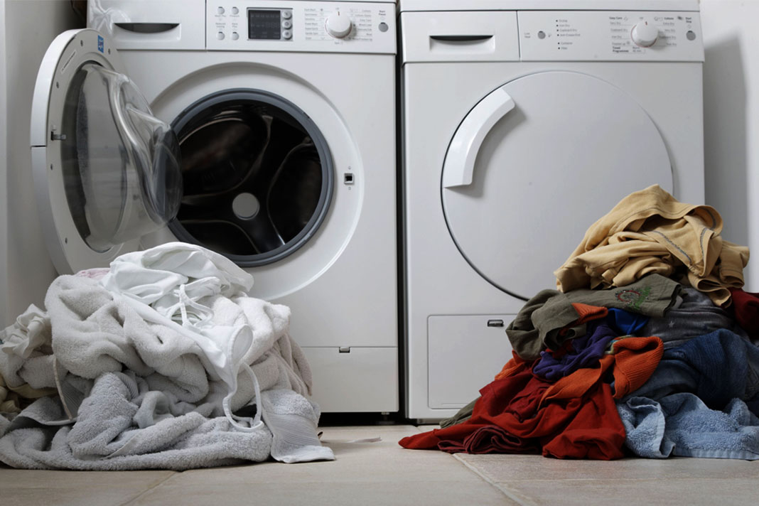 tips to go green with your laundry