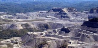 affect of mining on environment