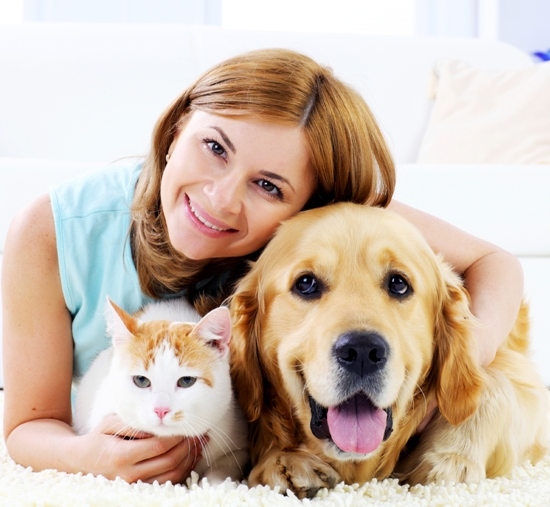 green steps for pet owners to follow