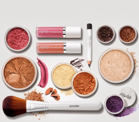 bless your vanity with these organic makeup brands