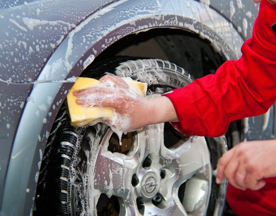more about washing cars in an ecofriendly way
