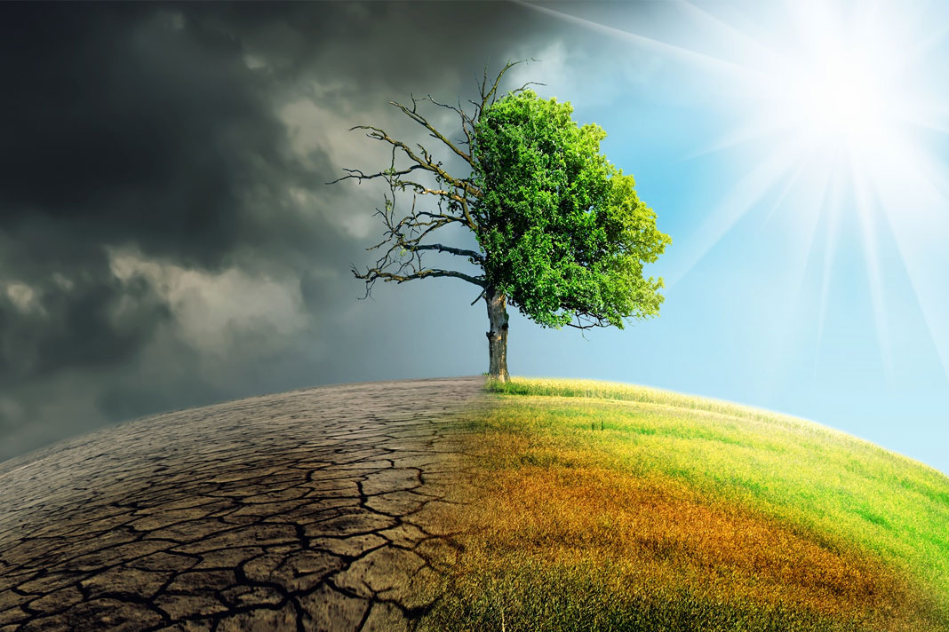 Five incredible facts about Global Warming